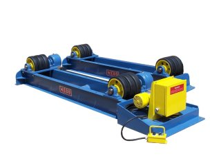 T24 Portable Turning Roll and Idler